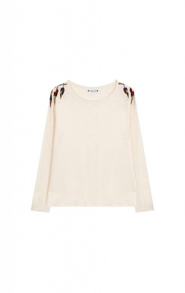 T-shirt Ono off white
