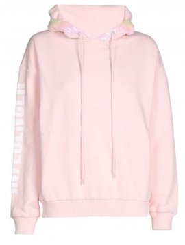 O'Rèn Hoodie  – INFLUENCER pink sequin