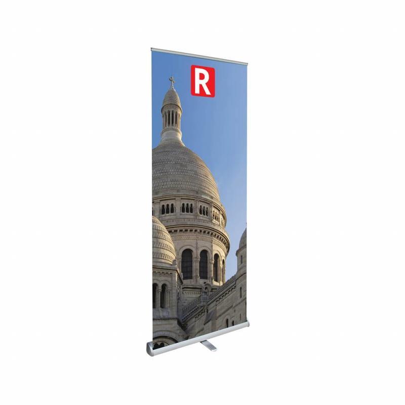 Bestil billigt roll up comfort banner.