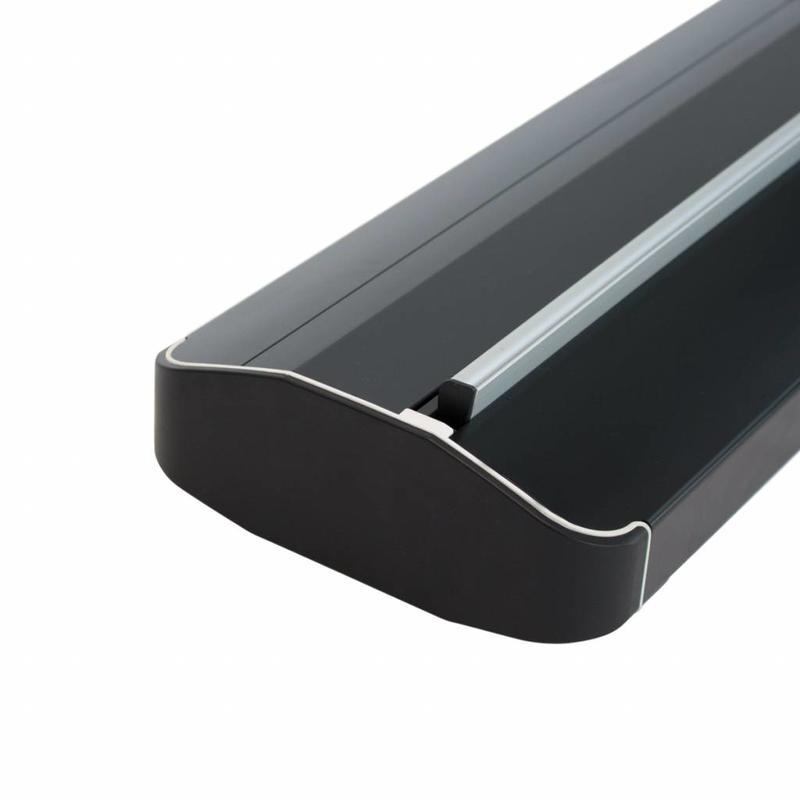 Roll up superior black cassette