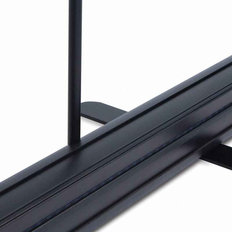 Estructura roll up negra