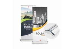 Roll Up Beidseitig Deluxe