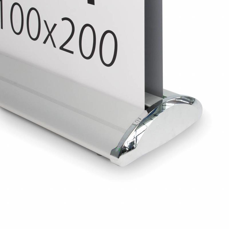 Roll up dobbeltsidig deluxe 100x200 cm