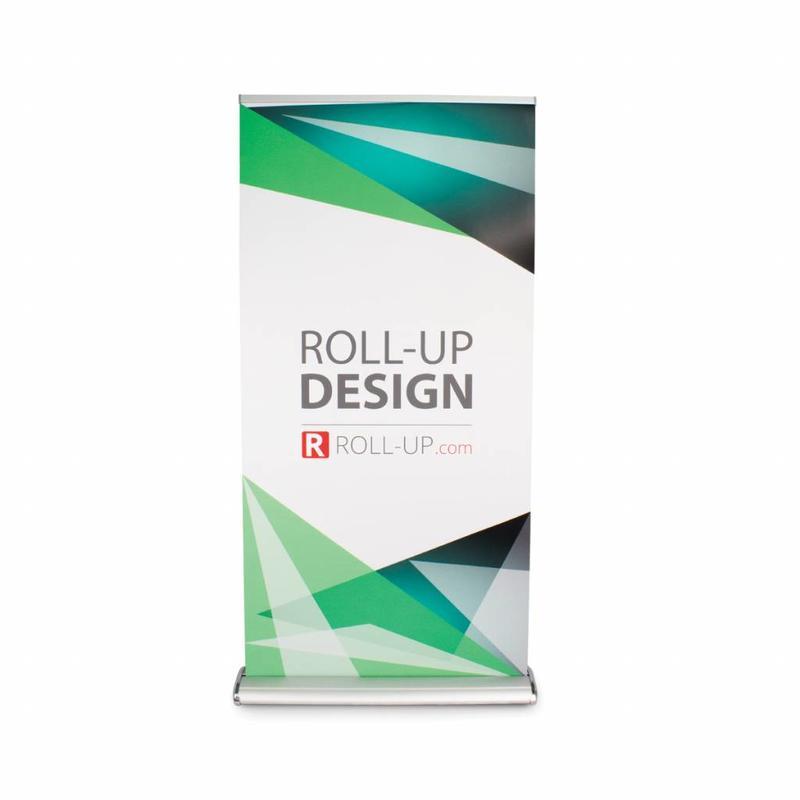 Roll Up Beidseitig Deluxe 100x200 cm