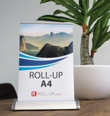 Roll up mini A4