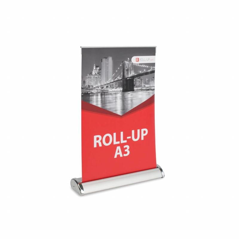 Roll up mini A3