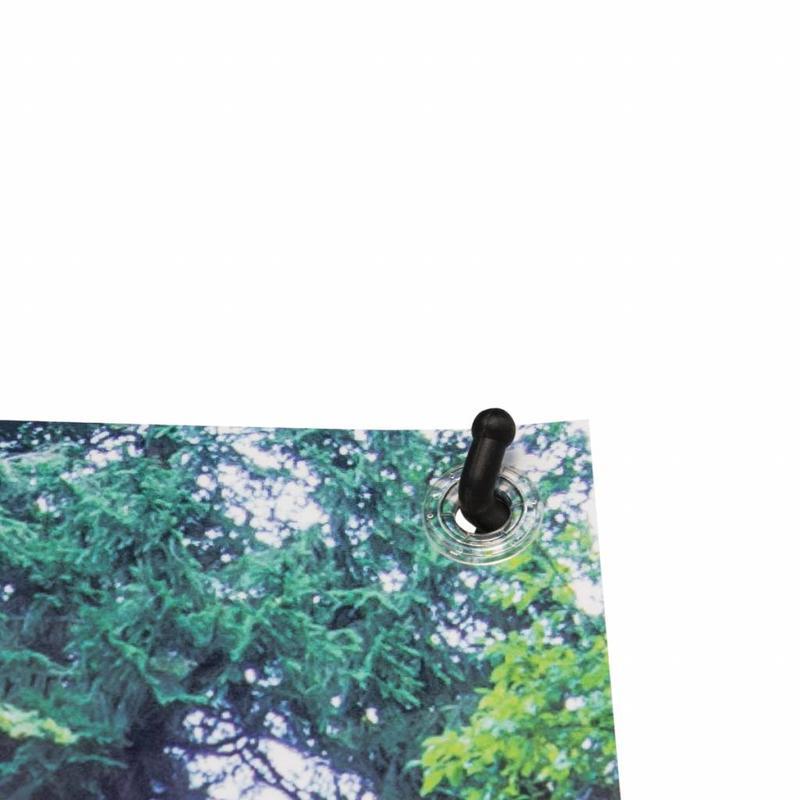 X-banner 80x200 cm