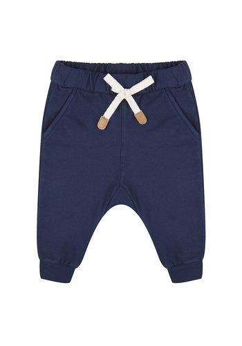 Basic Pants Blauw