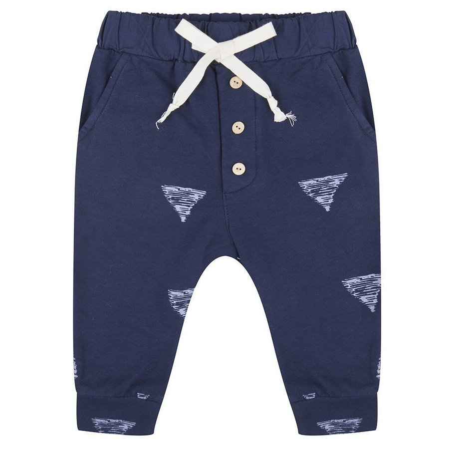Little Indians Triangle Pants Blauw
