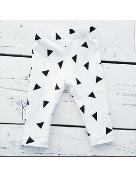 Krijtwit KRTWT Legging Triangle