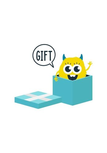 Gift Card - Kies bedrag