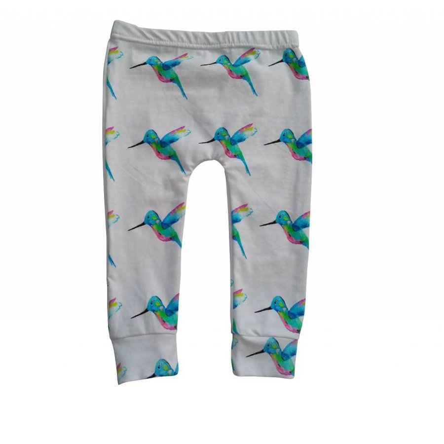 To The Moon Kids And Back Legging Birdy-1