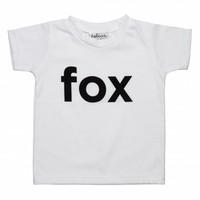 Tobias & The Bear T-shirt I'm a Fox