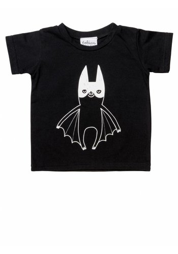 Tobias & the Bear T-shirt Super Batty
