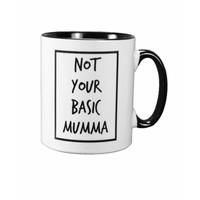Cribstar porseleinen mok/koffietas Not Your Basic Mumma