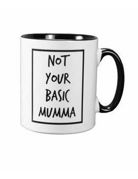 Cribstar Mok / koffietas Not Your Basic Mumma