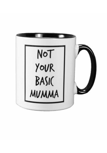 Mok / koffietas Not Your Basic Mumma