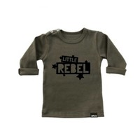 thumb-vanPauline Longsleeve Little Rebel-2