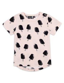 CarlijnQ   T-shirt Ice Cream Pink