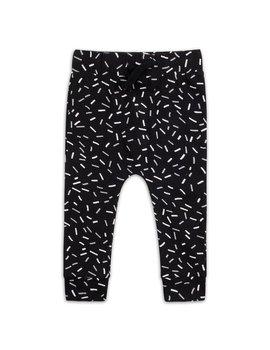 CarlijnQ   Sweatpants Sprinkles Zwart