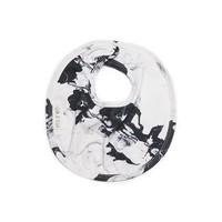 thumb-House of Ninoh Bib Paintmix Marble-1