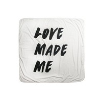 thumb-House of Ninoh Deken 90x100 LOVE MADE ME-1