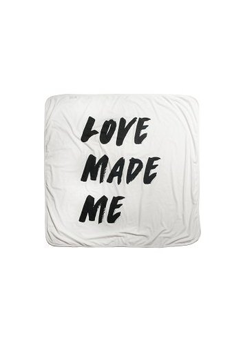Deken 90x100 LOVE MADE ME