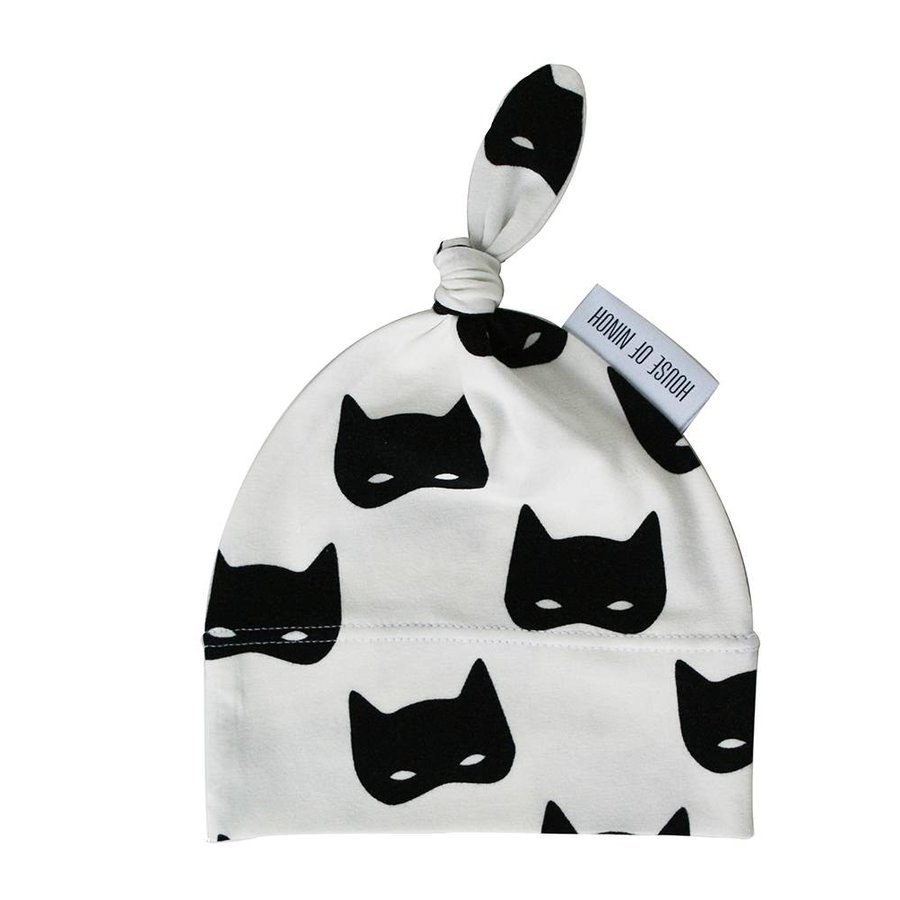 House of Ninoh Newborn Muts + Slofjes Set Superhero-2
