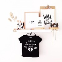 thumb-Aster & Oak T-shirt Little Dreamer-2