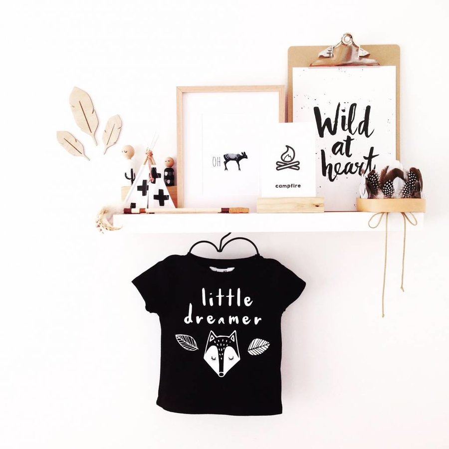Aster & Oak T-shirt Little Dreamer-2
