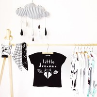 thumb-Aster & Oak T-shirt Little Dreamer-3