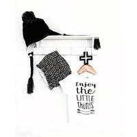 Aster & Oak T-shirt Enjoy The Little Things