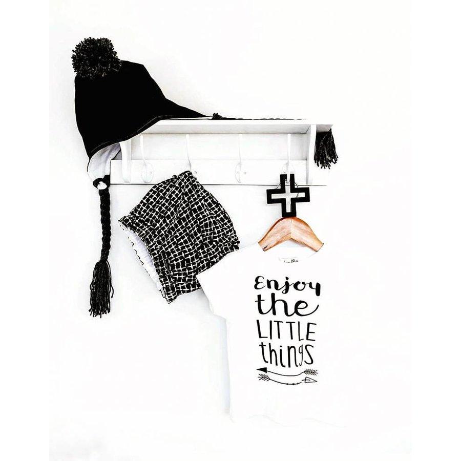 Aster & Oak T-shirt Enjoy The Little Things-3