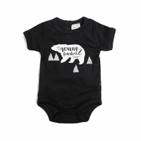 thumb-Aster & Oak Romper Young & Fearless-1