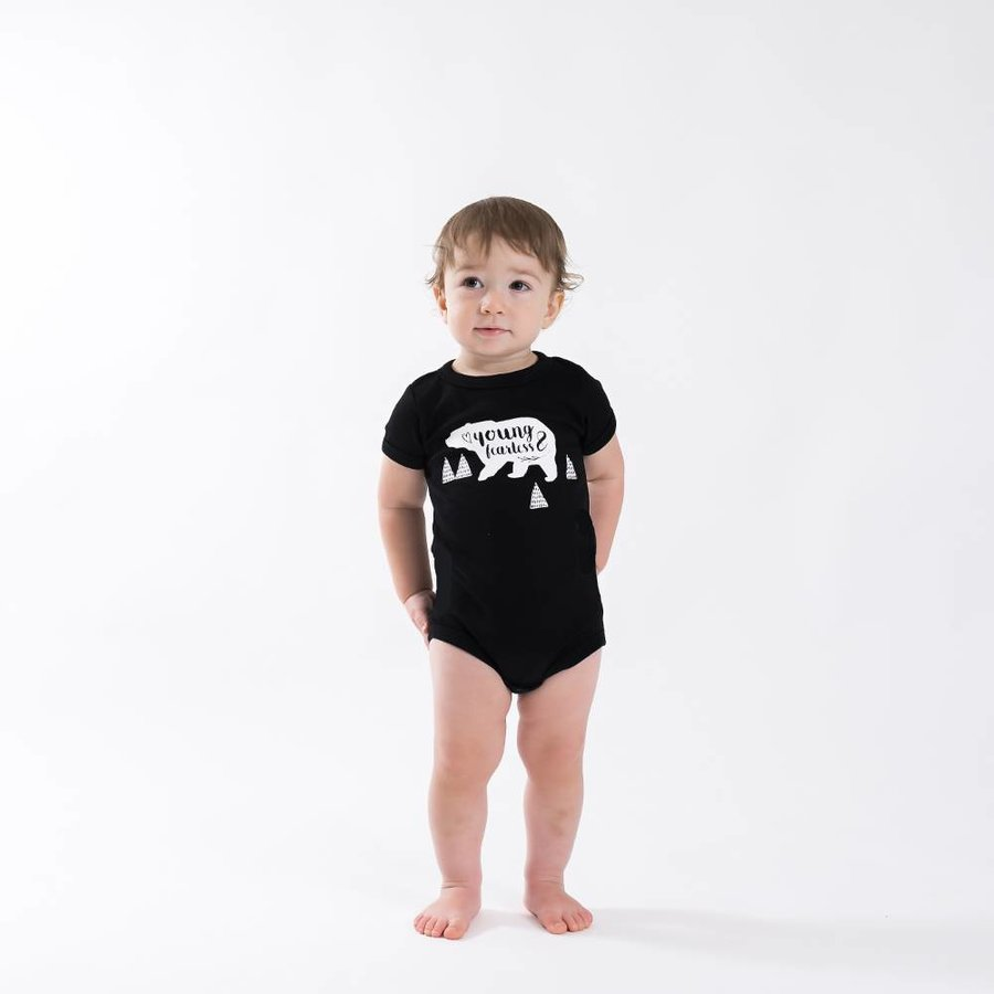 Aster & Oak Romper Young & Fearless-2