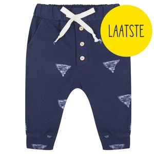 Little Indians Little Indians Triangle Pants Blauw