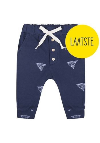 Triangle Pants Blauw