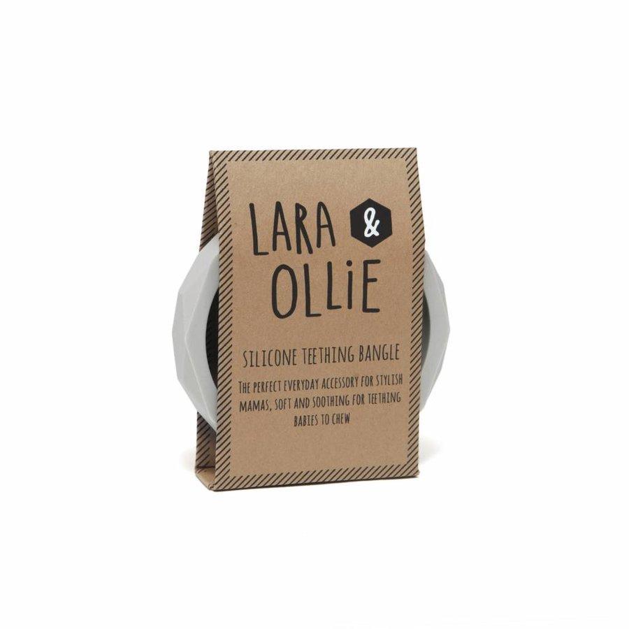 Lara & Olli Armband / Bijtring Stone-2