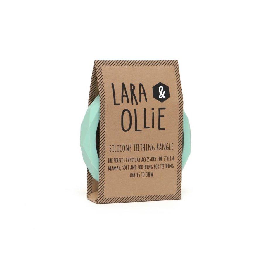 Lara & Olli Armband / Bijtring Mint