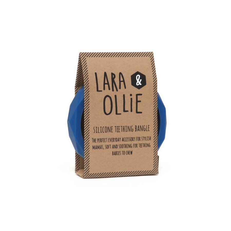 Lara & Olli Armband / Bijtring Denim