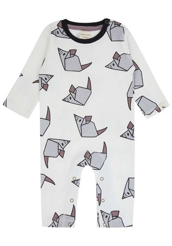 Origami Mouse Playsuit