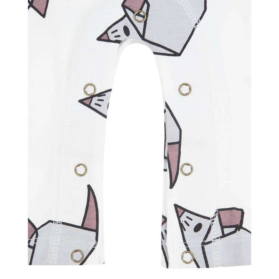Turtledove London Origami Mouse Playsuit