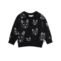 Tobias & The Bear Sweatshirt Just Call Me Fox Multi