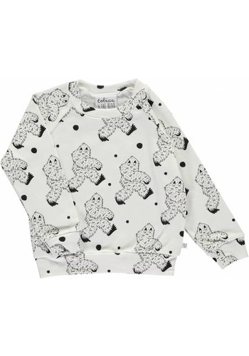 Yogi the Yeti Lightweight Sweatshirt