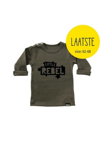 Longsleeve Little Rebel