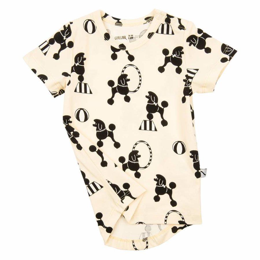 CarlijnQ T-shirt Poedel-1