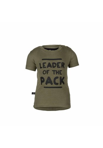 T-shirt Leader Groen