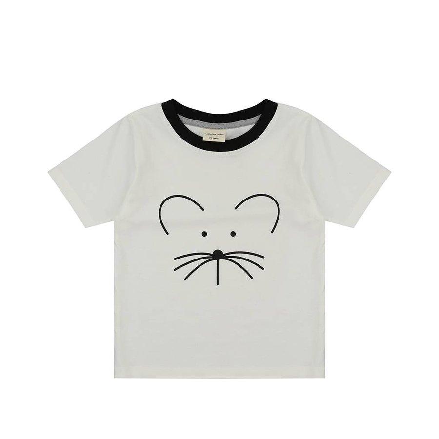 Turtledove London T-shirt Goodbye Mousey-1