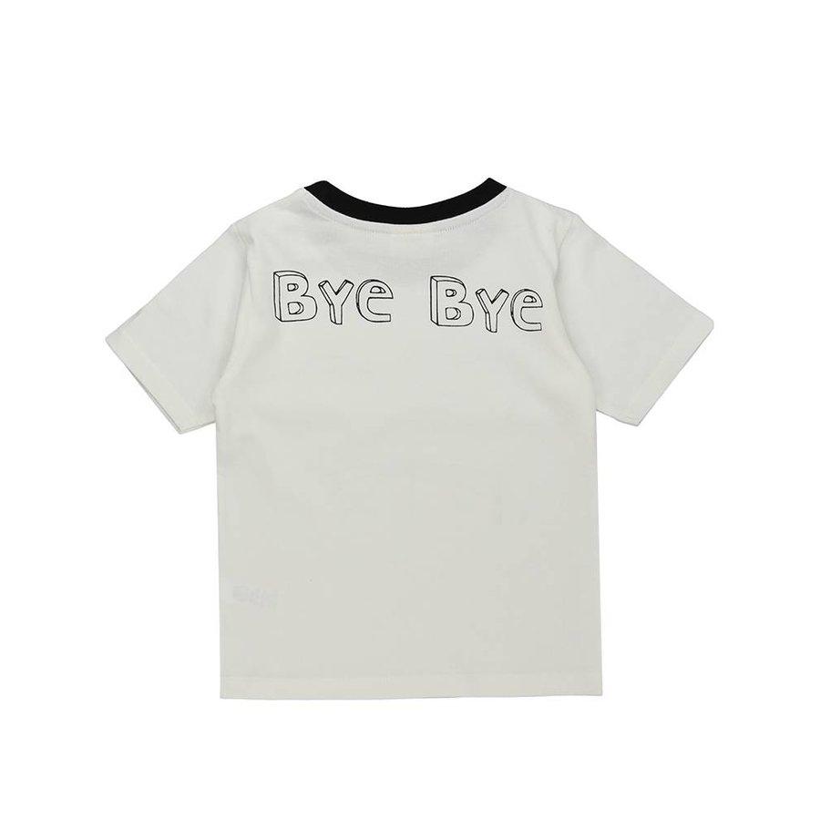 Turtledove London T-shirt Goodbye Mousey-2