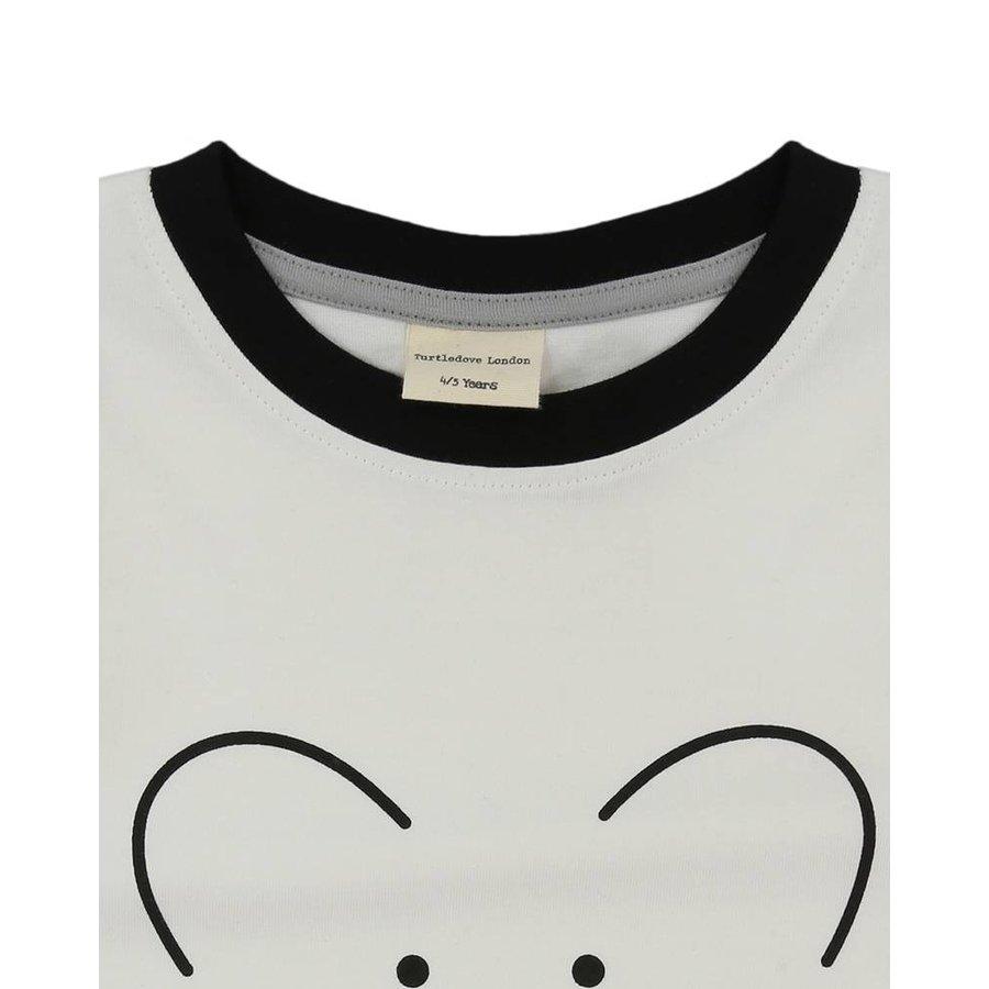 Turtledove London T-shirt Goodbye Mousey-6